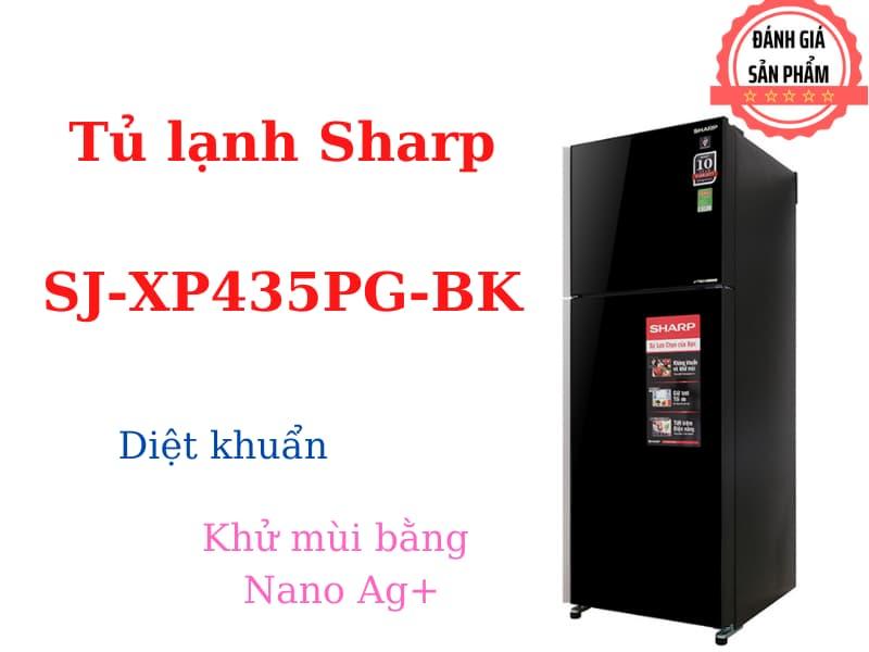 tu-lanh-Sharp-SJ-XP435PG-BK