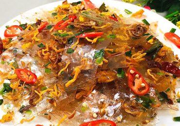 TOP 10 quán bánh tráng trộn ngon nhất ở Hà Nội